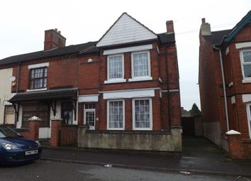 Thumbnail 3 bed property to rent in Vaughan Street, Coalville