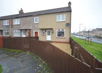 Thumbnail 2 bed end terrace house for sale in Hareshaw Gardens, Kilmarnock