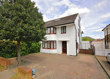Thumbnail 5 bed semi-detached house for sale in Chase Road, London