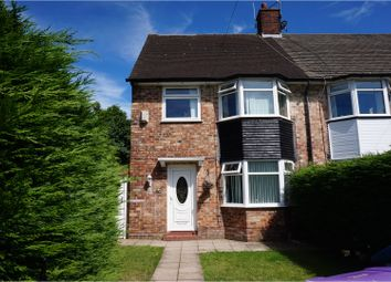 Thumbnail 3 bed end terrace house for sale in Woodvale Road, Liverpool