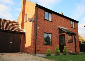 Thumbnail 3 bedroom detached house for sale in Saxon Way, Lychpit, Basingstoke