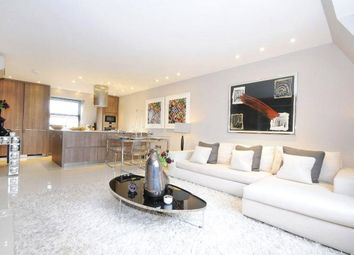Thumbnail 4 bed flat to rent in St. Johns Wood Park, St Johns Wood, London