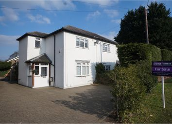 Thumbnail 3 bed semi-detached house for sale in Hawley Road, Hawley