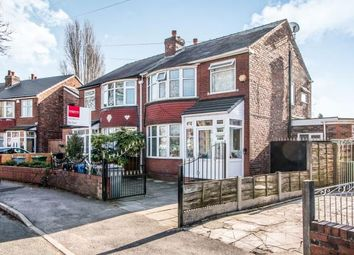 Thumbnail 4 bedroom semi-detached house for sale in Bedford Road, Firswood, Manchester, Greater Manchester