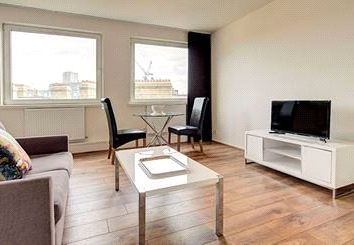 Thumbnail 1 bedroom flat to rent in Luke House, 3 Abbey Orchard Street, London