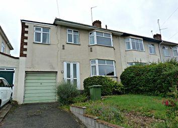 Thumbnail 4 bedroom end terrace house for sale in Callington Road, Brislington, Bristol