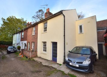 Thumbnail 2 bed end terrace house to rent in Williams Walk, Colchester