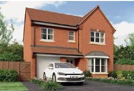Thumbnail 4 bed detached house for sale in Chestnut Grove, Loxley Road, Wellesbourne