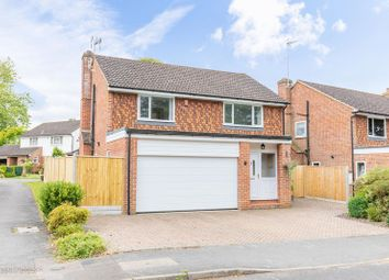 Thumbnail 4 bed detached house for sale in Lashmere, Copthorne, West Sussex