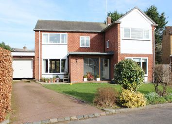 Thumbnail 4 bed detached house for sale in Rose Croft, Kenilworth