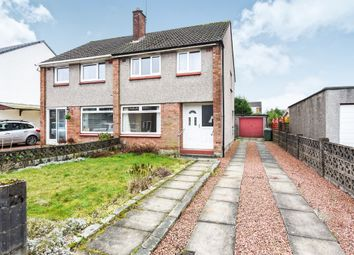 Thumbnail 3 bed semi-detached house for sale in Flora Gardens, Bishopbriggs, Glasgow