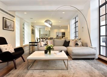 Thumbnail 3 bed flat for sale in Frederick Close, London