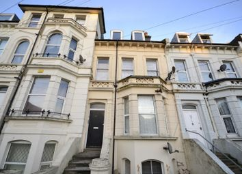 Thumbnail 1 bed flat to rent in Kenilworth Road, St Leonards On Sea