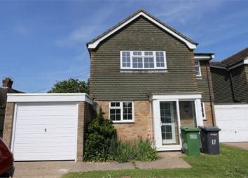 Thumbnail 3 bed detached house to rent in Bernhard Gardens, Polegate, East Sussex