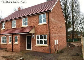 Thumbnail 3 bedroom semi-detached house for sale in Forester Grove, Arleston, Telford