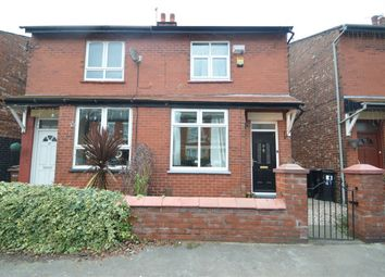 2 bed semi-detached house for sale in Vicarage Road, Cale Green, Stockport, Cheshire SK3