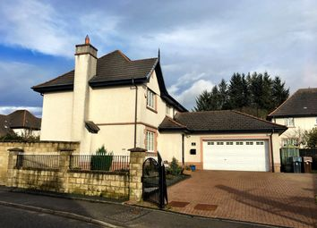 Thumbnail 4 bedroom detached house for sale in Barbush, Dunblane