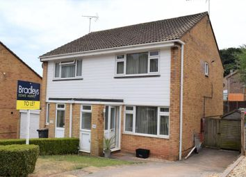 Thumbnail 2 bed semi-detached house to rent in Lancaster Drive, Roselands, Paignton, Devon