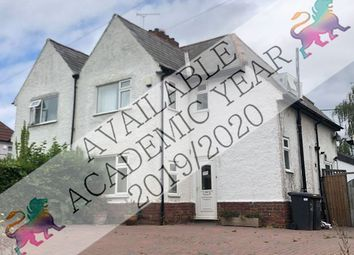 Thumbnail 5 bed semi-detached house to rent in Wollaton Road (P), Beeston, Nottingham