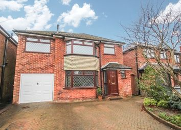 Thumbnail 4 bed detached house to rent in Eastward Avenue, Wilmslow