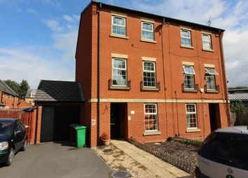 Thumbnail 4 bed semi-detached house to rent in Lido Close, Bulwell, Nottingham