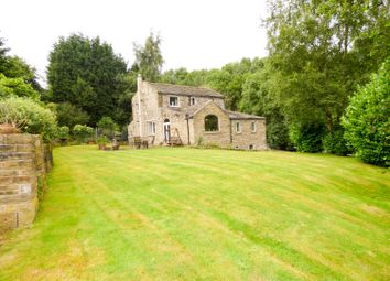 Thumbnail 4 bedroom detached house for sale in Brook Lane, Golcar, Huddersfield