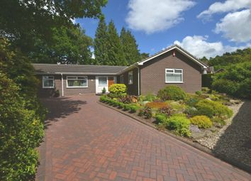 Thumbnail 3 bed detached bungalow for sale in Partridge Ride, Loggerheads, Market Drayton