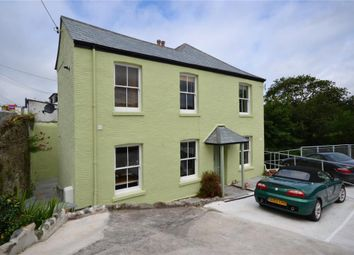 Thumbnail 3 bed link-detached house for sale in Beech Terrace, Looe, Cornwall