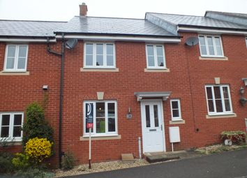 Thumbnail 3 bed terraced house to rent in Bathern Road, Southam Fields, Exeter, Devon