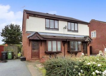 Thumbnail 3 bed semi-detached house for sale in Rowan Rise, Barnton, Northwich, Cheshire