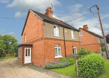 Thumbnail 1 bed flat to rent in Central Cottages, Longwick, Buckinghamshire