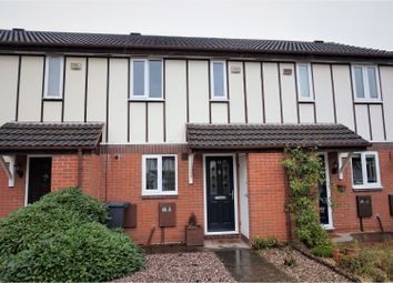 Thumbnail 2 bed terraced house for sale in Bonniksen Close, Leamington Spa