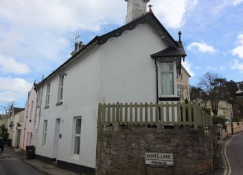 Thumbnail 1 bed terraced house to rent in St. Michaels Terrace, Castle Lane, Torquay