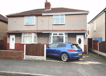 Thumbnail 2 bed semi-detached house for sale in Fourth Avenue, Flint, Flintshire