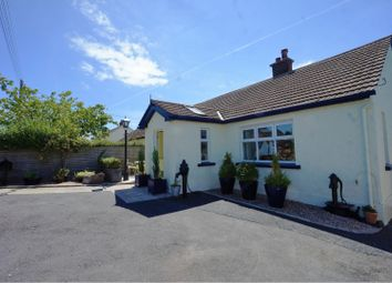 Thumbnail 2 bed semi-detached bungalow for sale in Ballyhaft Road, Newtownards