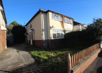 Thumbnail 3 bed semi-detached house for sale in Alnwick Road, Sheffield, South Yorkshire