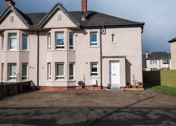 Thumbnail 3 bed maisonette for sale in Ashby Crescent, Knightswood, Glasgow