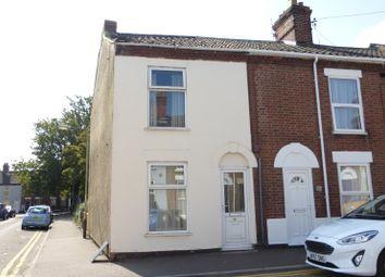 Thumbnail 2 bedroom terraced house for sale in Esdelle Street, Norwich, Norfolk