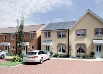 Thumbnail 3 bed semi-detached house for sale in Station Green, Bishops Lydeard, Taunton