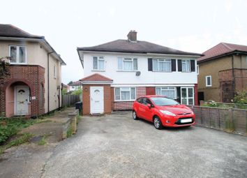 Thumbnail 3 bed semi-detached house to rent in Hughenden Gardens, Northolt