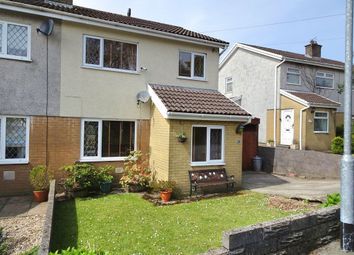 Thumbnail 3 bed semi-detached house for sale in Green Meadow, Cefn Cribwr