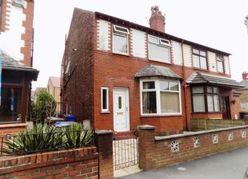 Thumbnail 3 bed semi-detached house for sale in Thornley Lane North, Stockport
