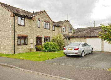 Thumbnail 4 bed detached house for sale in Reeds, Cricklade, Swindon