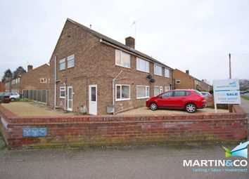 Thumbnail 2 bed flat for sale in Woodfield Avenue, Lincoln