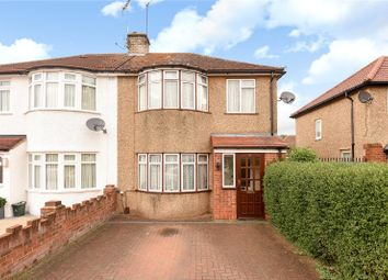 Thumbnail 2 bed semi-detached house for sale in Clyfford Road, Ruislip Gardens, Middlesex