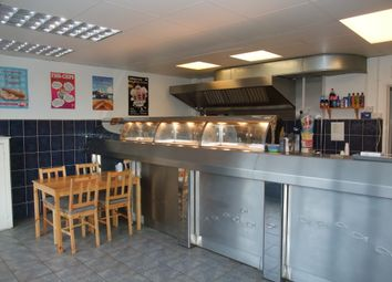 Thumbnail Restaurant/cafe for sale in Fish & Chips S64, Swinton, South Yorkshire