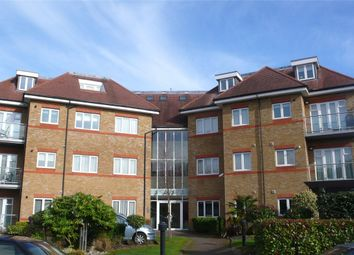 Thumbnail 2 bed flat to rent in Burberry Court, 15 Etchingham Park Road, London