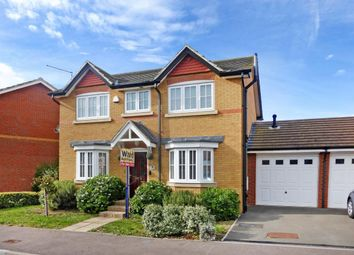 Thumbnail 4 bed detached house to rent in Larch End, Minster On Sea, Sheerness