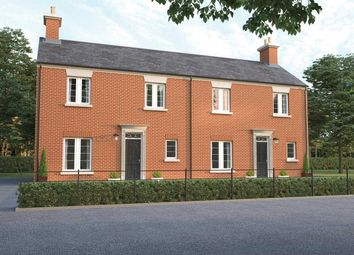 Thumbnail 3 bed semi-detached house for sale in The Hackwood, Plot 6, Deer Park Lane, Off Coach Road, Ripley