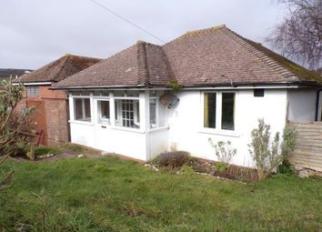 Thumbnail 2 bed bungalow to rent in Westfield Avenue, Saltdean, Brighton